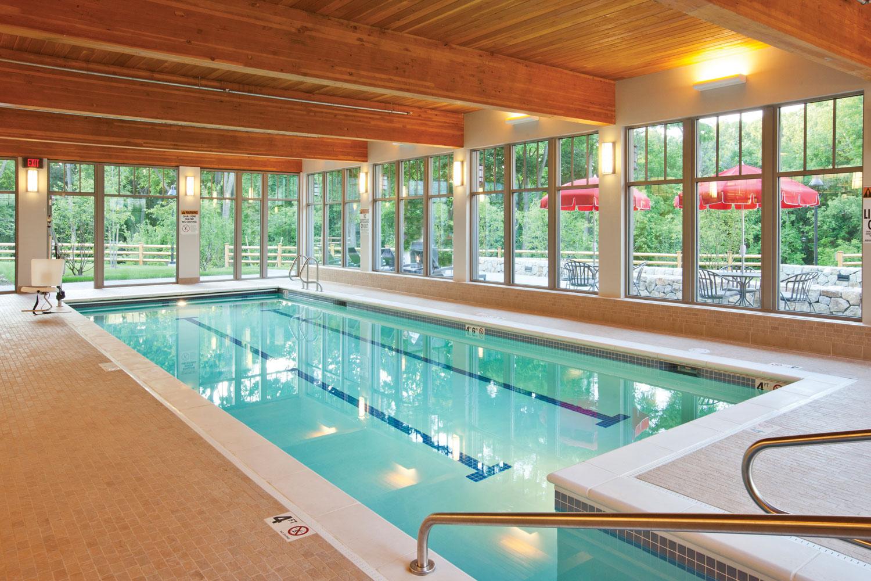 Waterstone at Wellesley Indoor Pool