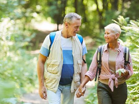 Seniors - Nature Walk